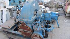 Skinner Dean Hill Steam Turbine 412HP 4000RPM