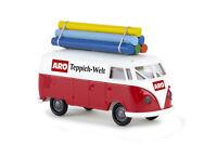 """VW Kasten T1b """"Aro Teppich-Welt"""", H0 Auto Modell 1:87, Brekina 32703"""