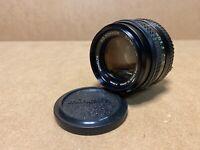Objectif MINOLTA MD Rokkor 1.1:4 50mm Lens made in japan , Parfait état