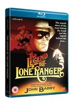 Blu ray THE LEGEND OF THE LONE RANGER. New sealed.