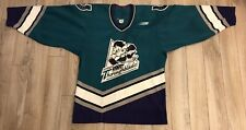VINTAGE BAUER AUTHENTIC KENTUCKY THOROUGHBLADES HOCKEY JERSEY 44 AHL