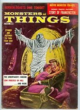 Monsters and Things #2 April 1959 – Rodan, Green Hell –