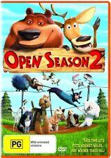 Open Season 2 (DVD, 2008) New / Not Sealed Region 4