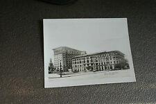 Old Vintage Mini Photograph Real Photo Phillips Square Montreal Quebec Canada
