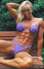 Female Bodybuilder Netterstrom & O'Brien WPW-280 DVD