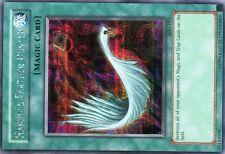 Ω YUGIOH CARTE NEUVE Ω SECRET ULTRA RARE SDD-003 Harpie's Feather