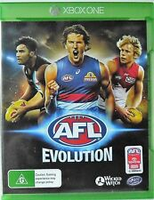 AFL Evolution Microsoft Xbox One