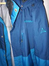 Schöffel Herren  Outdoor Jacke Größe XL, blau