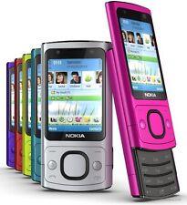 Nouveau débloqué NOKIA 6700s téléphone mobile, 3G, 5MP pix appareil photo