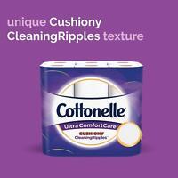Cottonelle Ultra ComfortCare Toilet Paper, Double, Family, Mega & Family Mega