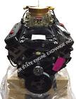 New 5.7L Vortec GM Marine Base Engine with Carburetor & Ignition. 1997-newer.