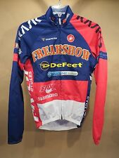 Freakshow Castelli Cycling Jacket | XXS | Stan's / Fox / Shimano / DeFeet | USA