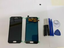 Black Samsung Galaxy A3 A320F 2017 Screen LCD Assembly Digitizer Replacement