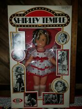 Vintage IDEAL Boxed SHIRLEY TEMPLE Doll STAND UP & CHEER
