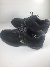 Callaway Mens Black Golf Shoes Soft Spike Size 10