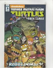 Teenage Mutant Ninja Turtles Amazing Adventures:Robotanimals #3 NM- 9.2 IDW