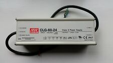 Meanwell CLG-60-24 Constant Voltage LED Driver 60W 24V