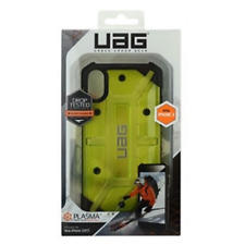 NEW UAG Urban Armor Gear Plasma Series for Iphone X 10 Case Citron