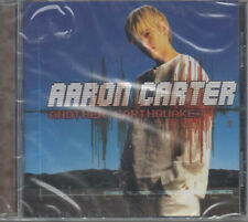 Aaron Carter Another Earthquake CD NEU To All The Girls My First Ride Sugar