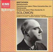 Beethoven: Piano Concertos Nos. 2-5; Piano Sonata No. 14,