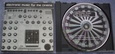 THE COMPLETION Electronic Music For The Cinema JAPAN SAMPLE CD Epic Creation