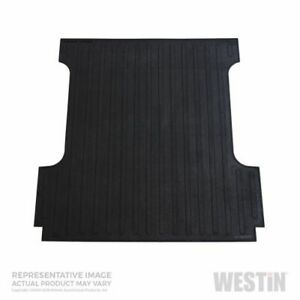 """Westin 50-6465 Truck Bed Mat for 2019-2020 Chevrolet Silverado 1500 69.9"""" Bed"""