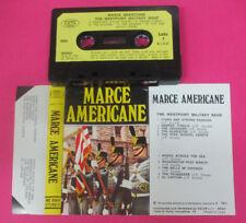 MC THE WESTPOINT MILITARY BAND Marce americane 1986 italy JOKER no cd lp dvd vhs