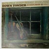 Down Yonder Vinyl 33rpm Record The Country Fiddlers RCA 1967