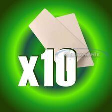 10 Tatouage Exercice Peaux de pratique Peau 15 x 20 cm Vide