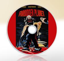 Forbidden Planet (1956) DVD Sci-Fi Classic Film / Movie Walter Pidgeon