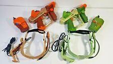 Hasbro Tiger Electronics Team Ops Lazer Tag 2 Guns, Glasses, Walkie Talkie 2004