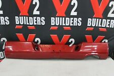 2004-2006 DODGE RAM SRT-10 VIPER TRUCK REAR BUMPER COVER CLADDING 06400