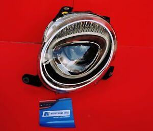 Genuine Fiat 500 Abarth Xenon Headlight Headlamp Assembly Left Hand Passenger