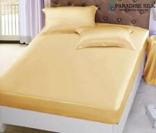 19MM Seamless Silk Fitted Sheet
