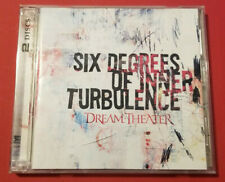 Dream Theater - Six Degrees Of Inner Turbulence 2CD (75596274227) - Used