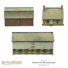 Black Powder: Epic Battles, ACW American Civil War Scenery Pack