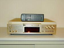Sony mds-ja50es high-end Mini-Disc recorder con nuevo láser, FB, 2j. garantía