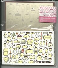 Sanrio Pom Pom Purin Stationery Set Golden Retriever