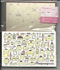 Sanrio Pom Pom Purin Stationery Set Golden Retriever