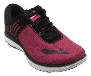 Womens Ladies Girls Brooks Pureflow  Medium Width Running Jogging Run Trainers