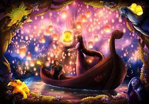 Tenyo Jigsaw Puzzle DPG-500-598 Disney Tangled Rapunzel 500 S-Pieces
