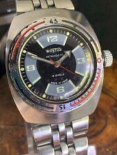 Vintage Watch VOSTOK WOSTOK 2209 KOMANDIRSKIE AMPHIBIAN SOVIET/USSR RUSSIA #0714