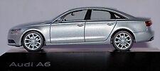 Audi A6 Limousine 4G C7 2010-14 Glace argent argent métallique 1:87