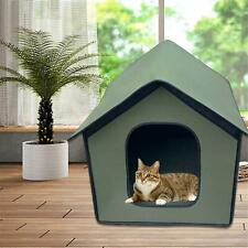 All-Weather Design Dog House Shelter Easy to Assemble Perfect for Backyards