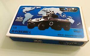 1/72 EE-9 Cascavel I Brazilian 6x6 Armoured Car Armada hobby W72011