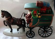 Dept. 56 ~ Dickens' Village ~ THE FEZZIWIG DELIVERY WAGON (Rev.?) ~ #56.58400