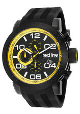 Red Line Night Rally Chronograph Mens Watch RL-50068-BB-01-YDR