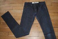 APRIL 77 Jeans pour Femme W 24 - L 32 Taille Fr 34  Réf #V166)
