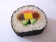 REALISTIC FAKE FAUX FUN FOOD PROP ● SUSHI REPLICA DISPLAY ACCURATE DETAIL ~ EXC