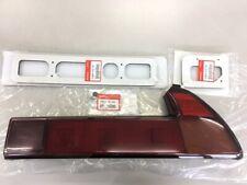 Honda Acura NSX GENUINE OEM NSX R NA 1 2 right Tail lens pair & gasket set EMS